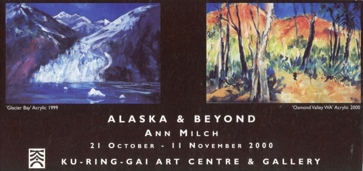 Alaska & Beyond 2001